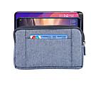 voordelige Galaxy A5(2016) Hoesjes / covers-5/6 inch case voor universele kaarthouder heuptas / waistpack effen gekleurde zachte textiel