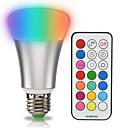 povoljno iPhone maske-KWB 1set 10 W Smart LED žarulje 900 lm E27 A70 1 LED zrnca COB 2 u 1 RGB + Topla 85-265 V
