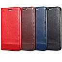 povoljno Galaxy Note 9 - Torbice / kućišta-Θήκη Za Samsung Galaxy Note 9 / Note 8 / Note 5 Utor za kartice / Zaokret Korice Jednobojni Tvrdo PU koža