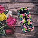 رخيصةأون حافظات / جرابات هواتف جالكسي S-غطاء من أجل Samsung Galaxy Galaxy S10 / Galaxy S10 Plus نموذج غطاء خلفي زهور ناعم TPU