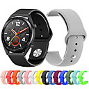 voordelige Smartwatch-accessoires-Horlogeband voor Huawei Watch GT / Watch 2 Pro Huawei Sportband Silicone Polsband