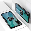 voordelige Galaxy Note-serie hoesjes / covers-hoesje Voor Huawei Huawei P20 / Huawei P20 Pro / Huawei P20 lite Ringhouder Achterkant Effen Hard PC