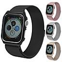رخيصةأون أغطية أيفون-حزام إلى أبل ووتش سلسلة 5/4/3/2/1 / Apple Watch Series 4 Apple عقدة ميلانزية ستانلس ستيل شريط المعصم
