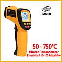 povoljno Privjesci za automobile i ornamenti-Factory OEM GM700 Infracrveni termometar 750 Mjerica / Pro