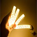 povoljno Kompleti svjetala-10m Savitljive LED trake 1200 LED diode 5730 SMD Toplo bijelo / Hladno bijelo Vodootporno / Cuttable / Ukrasno 220-240 V 1pc