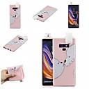 رخيصةأون إكسسوارات سامسونج-غطاء من أجل Samsung Galaxy Note 9 / Note 8 نموذج غطاء خلفي حيوان / كارتون ناعم TPU