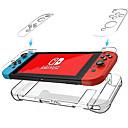 povoljno Oprema za Nintendo Switch-cooho nintendo prekidač transparentan kristal slučaju domaćin ručka zaštita slučaj ns transparentan PC slučaj