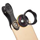 ieftine Cameră Mobil-Obiectivul telefonului mobil Lentile cu Unghi Larg sticlă / Aliaj din aluminiu 1X 37 mm 0.15 m 115 ° Model nou