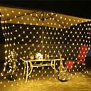 povoljno LED svjetla u traci-3x2M Žice sa svjetlima 200 LED diode RGB / Bijela / Plavo Vodootporno / Kreativan / Party 220-240 V / 110-120 V 1set / IP44