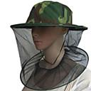 ieftine Accesorii Personalizate-Veșminte de cap Anti Țânțar Anti-Insecte Tul pânză camuflaj Camping 32*32*40 cm