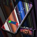رخيصةأون Xiaomi أغطية / كفرات-غطاء من أجل Xiaomi Redmi Note 5A / Xiaomi Redmi Note 5 Pro / Xiaomi Redmi Note 5 تصفيح / مرآة / قلب غطاء كامل للجسم لون سادة قاسي الكمبيوتر الشخصي / جل السيليكا / Xiaomi Redmi Note 4X