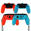 povoljno Oprema za Nintendo Switch-cooho 2pcs ns ručka grip prekidač nintendo igra lijevo i desno igra kontroler palac poluga / nintendo prekidač igre kontroler pribor / joystick