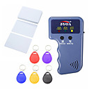 povoljno Digitalni multimetri i osciloskopi-5YOA IDW01-5Key-5CardT5577 IC čitač kartica RFID / Otključavanje RFID-a Dom / Automobil / Apartman