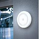 povoljno LED noćna rasvjeta-LED noćno svjetlo / Pametno noćno svjetlo Jednostavno za nošenje / Osjetnik ljudskog tijela AA baterije su pogonjene 1pc