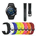 voordelige Smartwatch-accessoires-Horlogeband voor Huawei Watch 2 Huawei Sportband Silicone Polsband