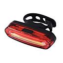 povoljno Matične ploče-LED Svjetla za bicikle Stražnje svjetlo za bicikl sigurnosna svjetla XP-G2 Brdski biciklizam Bicikl Biciklizam Vodootporno Višestruka načina Prijenosno Jednostavna primjena Li-polymer 100 lm punjiva