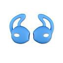 رخيصةأون اكسسوارات السماعات-أبل سيليكون سماعة واقية السينمائي للرياضة اللاسلكية سماعة بلوتوث مجموعة غطاء محول سماعة الملحقات لتفاح iphone 7/8/7 زائد / 8plus / x / xs / xr / xsmax