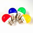 ieftine Becuri LED Glob-EXUP® 5 W Bulb LED Glob 430 lm E14 E26 / E27 G45 11 LED-uri de margele SMD 2835 Petrecere Decorativ Nuntă Roșu Albastru Galben 220-240 V 110-130 V
