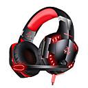 رخيصةأون سماعات الأذن السلكية-hunterspider v2 عبة فيديو سماعة أذن مع ميكروفون أدى أضواء ps4 لعبة لاعب