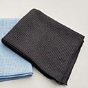 رخيصةأون أدوات التنظيف-ميكرو فيبر منشفة ستوكات امتصاصية عالية أزرق فاتح 45*40 cm