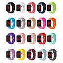 povoljno Maske/futrole za Huawei-Pogledajte Band za Apple Watch Series 5/4/3/2/1 Apple Sportski remen Silikon Traka za ruku