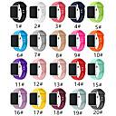 povoljno iPhone maske-smartwatch bend za seriju satova jabuka 4/3/2/1 modni mekani silikonski bend iwatch remen