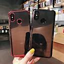 رخيصةأون Xiaomi أغطية / كفرات-غطاء من أجل Xiaomi Xiaomi Redmi Note 5 Pro / Xiaomi Redmi Note 5 / Xiaomi Redmi Note 6 تصفيح غطاء خلفي شفاف ناعم TPU / Xiaomi Redmi Note 4X / Xiaomi Redmi Note 4