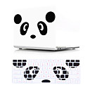 """Combined Protection Cartoon PVC(PolyVinyl Chloride) for MacBook Air 13-inch / New MacBook Pro 13-inch / New MacBook Air 13"""" 2018"""
