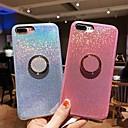 voordelige iPhone-hoesjes-hoesje voor apple iphone xs max / iphone x glitter shine / met standaard achterkant glitter shine soft tpu voor iphone iphone6 / 6s / 6plus / 6s plus / 7/8/7 plus / 8 plus / x / xs / xr / xs max