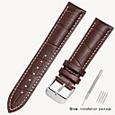 voordelige Horlogebandjes-substitutie tissot 1853 heren lederen horloge met locke damesleer casio longines armband accessoires 12/14/16 / 18mm