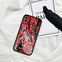 رخيصةأون أغطية أيفون-غطاء من أجل Apple iPhone XR / iPhone X / iPhone 8 Plus نموذج غطاء خلفي لون متغاير ناعم TPU