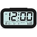 ieftine ceasuri-Ceas deșteptător LED Plastice LED 1 pcs
