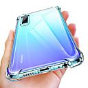 povoljno Torbice / maske za Huawei Y seriju-Θήκη Za Huawei Huawei P20 / Huawei P20 Pro / Huawei P20 lite Otporno na trešnju / Prozirno Korice Jednobojni Mekano TPU