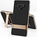 povoljno Samsung oprema-Θήκη Za Samsung Galaxy Note 9 / Note 8 Otporno na trešnju / sa stalkom Stražnja maska Jednobojni Tvrdo TPU / PC