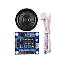 ieftine Conectoare & Terminale-isd1820 înregistrare modul de voce 0.5w difuzor albastru