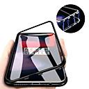 povoljno Kućišta / poklopci za Oneplus-Θήκη Za OnePlus OnePlus 6 / One Plus 6T / Jedan Plus 7 S magnetom Stražnja maska Jednobojni Tvrdo Kaljeno staklo