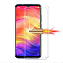 voordelige Hoesjes / covers voor Xiaomi-XIAOMIScreen ProtectorXiaomi Redmi Note 7 High-Definition (HD) Voorkant screenprotector 2 pcts Gehard Glas
