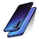 رخيصةأون تيشيرتات وتانك توب رجالي-غطاء من أجل Huawei Huawei P20 / Huawei P20 Pro / Huawei P20 lite تصفيح غطاء خلفي شفاف ناعم TPU