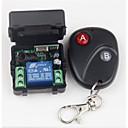 povoljno Smart prekidač-Smart prekidač AK-RK01+AK-BF02 za Dnevno / Automobil / Spavaća soba Mini Style / Sigurnost / Daljinski upravljano Remote Bez žice 12 V