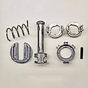 povoljno Ogrlice, pojasevi i uzice za psa-bačva cilindra brave za vrata - komplet za popravak bmw e46 3 serije 323 325 328 330 m3