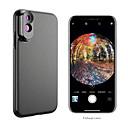 ieftine Cameră Mobil-Obiectivul telefonului mobil Lentile Fish-Eye / Lentile cu Focalizare Lungă sticlă / ABS + PC 2X 10 mm 0.01 m 180 ° Cool / Amuzant