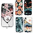 voordelige Galaxy A7(2016) Hoesjes / covers-hoesje voor apple iphone xr / iphone xs max patroon achterkant bloem / landschap zachte tpu voor iphone 6/6 plus / 6s / 6s plus / 7/7 plus / 8/8 plus / x / xs