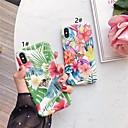 رخيصةأون أغطية أيفون-حالة لتفاح iphone xr / iphone xs max / / مع حامل الغطاء الخلفي زهرة لينة tpu لآيفون 6 6 زائد 6 ثانية 6 ثانية زائد 7 8 7 زائد 8 زائد x xs
