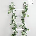 رخيصةأون أزهار اصطناعية-زهور اصطناعية 1 فرع كلاسيكي أوروبي أسلوب بسيط نباتات الزهور الخالدة أزهار الحائط