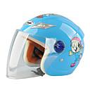 ieftine Căști & Măști de Protecție-Open Face Copii Băieți / Fete Motociclete Casca Dressing ușor / Sigure pentru copii Case / Ultra Ușor (UL)
