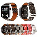 abordables Bracelets Apple Watch-Watch Band for Apple Watch Series 5/4/3/2/1 Apple Classic Buckle Genuine Leather Wrist Strap