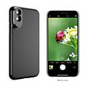 رخيصةأون كاميرا هاتف جوال-عدسة الهاتف المحمول عدسة كبيرة زجاج / ABS + PC 10X ماكرو 10 mm 0.01 m 80 ° العدسة مع الغطاء
