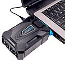povoljno USB razdjelnici i sklopke-COOLCOLD BM3 Vakuum hladnjak za prijenosna računala ABS plastika Prijenosno Podesiva brzina ventilatora Podesivi kut Ventilator