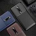 رخيصةأون حالات / أغطية ون بلس-غطاء من أجل OnePlus OnePlus 6 / One Plus 6T / واحد زائد 7 مطرز غطاء خلفي لون سادة ناعم TPU