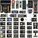 povoljno Raspberry Pi-keyestudio 37 u 1 senzor starter kit za bbc micro: bit (bez mikro: bit board)